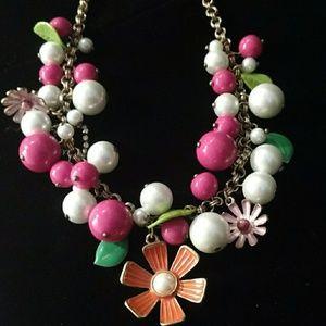 Beautiful Betsey Johnson Necklace